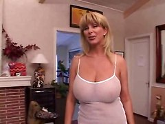 Hot Busty Mom Sucking Cock And Tit Fucking