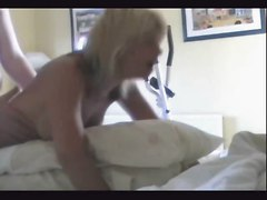 Blonde Milf Gets Pounded