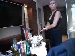 German Amateur Teen Maid Fucked In Hotel Room