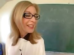 Nina Hartley Fucks A Student