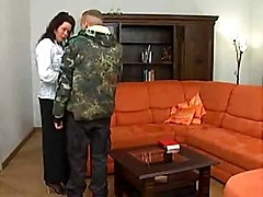 German Housewife Assfucked S88