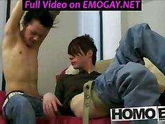 Emo Boys Have Gay Sex