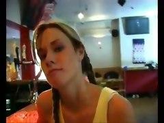 British Chick Gangbang In Bar