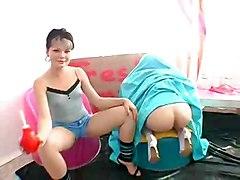 Wiana & Yelta - Milk Anal Fun