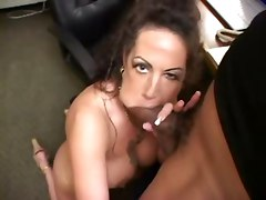 Busty Mature Shagged In The Office