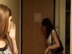 Mature Woman Seduces Young Girl