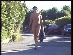 Public Nudity Walking On Sunshine