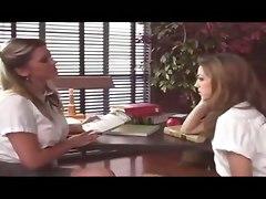 Jenna Haze, Celeste Star And Codi Milo - Hot Threesome Lesbian Scene