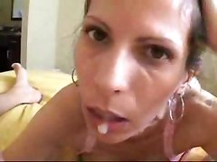 Mature Blow Job -milf Pussy