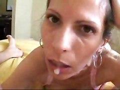 Mature Blow Job -milf Pussy