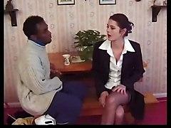 Interracial Couple From England