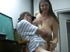Guy Jerked Off By Step Mom