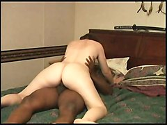 Swinger Wife Slut Makes Black Man Cum Twice