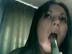 Webcam Masturbation With Anal