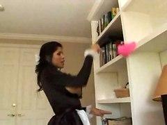 Mamacita Maid At Work