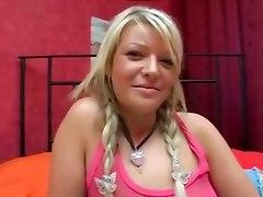 Blonde German Teen