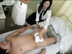 Japanese Social Insurance Is Worth It - Caught By The Nurse - Japanese Nurse 08