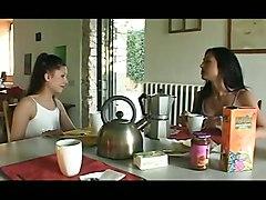 Vannessa Smoke & Letizia Bruni In A French Movie