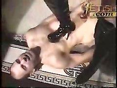 Black Mistress And White Slave