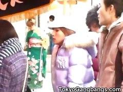 Japanese Upskirt Perverts!