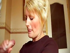 British Milf Sally