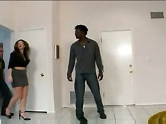 Cuckold Interracial - White Wife Black Cock 3 - Isabella Sop