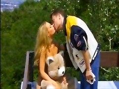 Footbal Player Fucks His Teen Girlfriend!