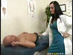 Hot Doctor Fucks Patient