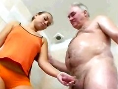 Young Girl Old Man Fuck