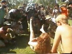 Fun At A Nudist Rally 8