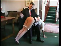Spanked By Headmaster