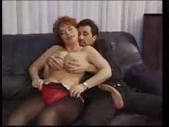 Steve Holmes Fucks Mature Woman