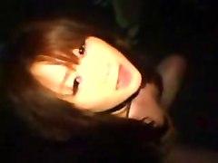 Japanese Slave Girl Masturbating In Public