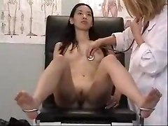 Asian Visits Her Dirty Doctor ( Asian Hardcore Japanese Japan )
