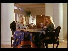 Retro Milfs Julia Ann & Dyanna Lauren Sensually Play