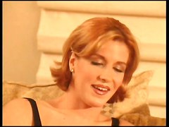 Hot Classic Shyla Foxx-ruby Threesome