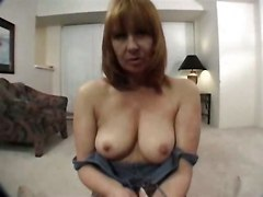 Homeless Milf Sucking For Money.
