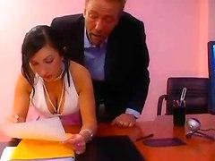 My New Secretary & 039;s Initiation