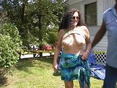 Fun At A Nudist Rally 7