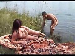 Group Sex At The Lake