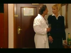 Fucking Blonde Pussy In Hotel!