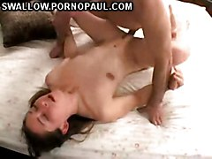 Teens First Time Swallowing Cum