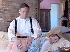 Amish Spank