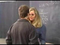Pretty Chubby Schoolgirl Fucking The Teacher