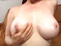 Gorgeous Redhead May Is One Hot Milf
