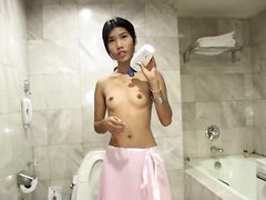 Petite Thai Teen Zoe 18 Small Titty Thaigirltia.com 7.17m