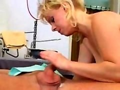 German Pregnant Mature Assfucked Facial