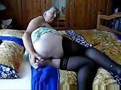 She Is Old But Still Very Horny