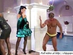 Hot Woman Blowjob Huge Cock
