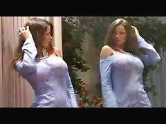 Veronika Zemanova Hot Strip